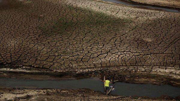 Sequía en Brasil - Sputnik Mundo