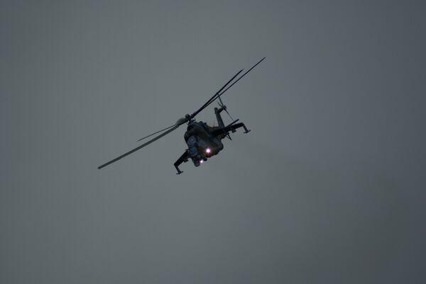 Mi-24 - Sputnik Mundo