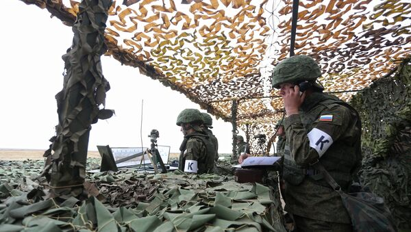 Militares de la Circunscripción Militar Sur (CMS) - Sputnik Mundo