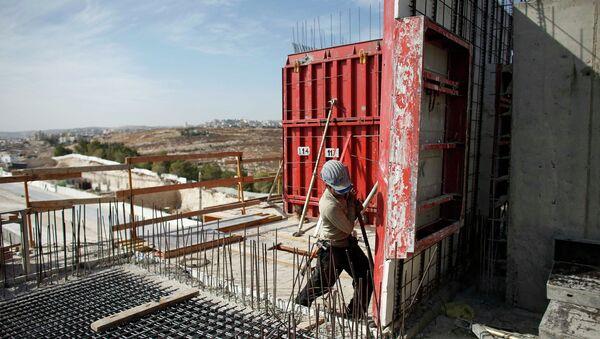 Construcción de asentamientos judíos en Jerusalén Este - Sputnik Mundo