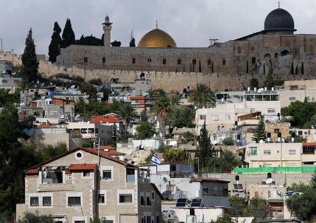 Jerusalén, la capital de Israel
