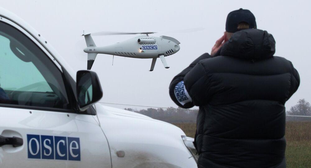 La OSCE desmiente las denuncias de Ucrania de incursiones militares rusas en la frontera