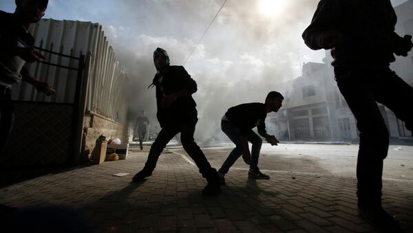 Israel establece pena mínima de cuatro años de cárcel por lanzar piedras - Sputnik Mundo