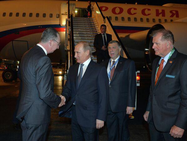 Putin se reunirá con líderes de cuatro países durante la cumbre del G20 en Australia - Sputnik Mundo