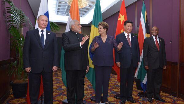Líderes de los países BRICS insta al G20 a debatir la reforma del FMI si EEUU no ratifica la aprobada en 2010 - Sputnik Mundo