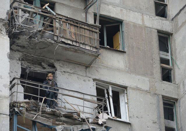 Más de 100 muertos en bombardeos en la localidad de Gorlovka