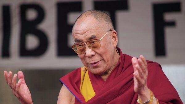 Dalái lama XIV, líder espiritual del Tibet - Sputnik Mundo