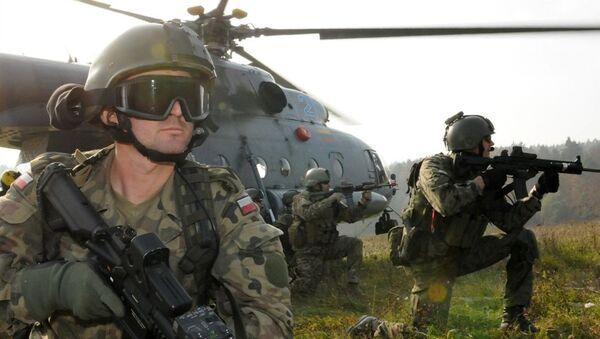 Moscú afirma que la OTAN promueve ideas antirrusas para ampliar su presencia en el Este - Sputnik Mundo