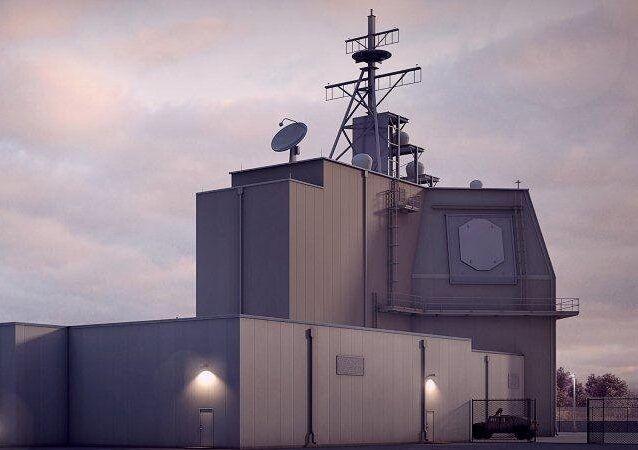 Un sistema antimisiles Aegis Ashore (archivo)