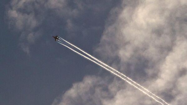 Avión de EEUU - Sputnik Mundo
