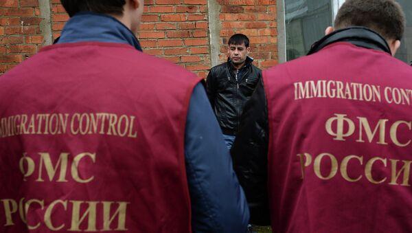 En Rusia crece la inmigración de Ucrania y Moldava y decae de Asia Central - Sputnik Mundo