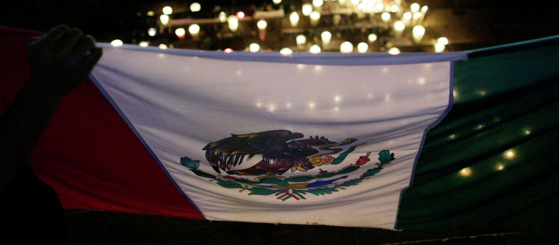 Bandera de México - Sputnik Mundo, 1920, 03.09.2020