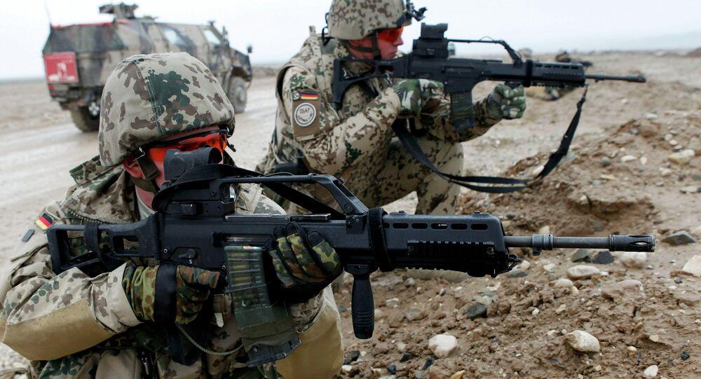Militares alemanes