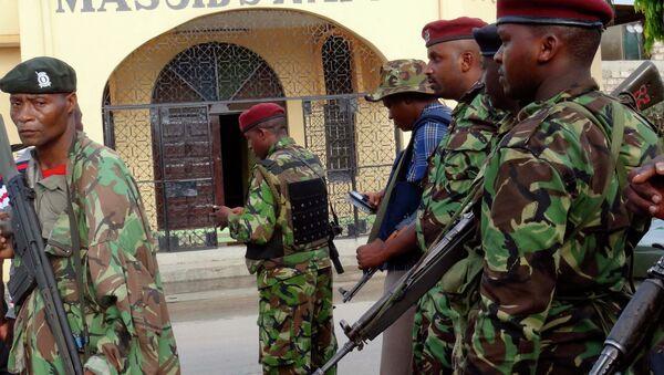 Policía de Kenia detuvo a más de un centenar de sospechosos por terrorismo - Sputnik Mundo