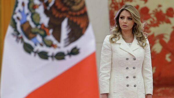 Angélica Rivera de Peña, Primera Dama de México - Sputnik Mundo