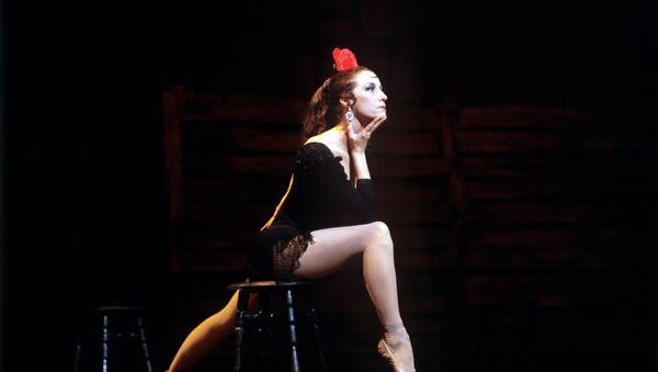 Maya Plisétskaya, una época entera del ballet ruso - Sputnik Mundo