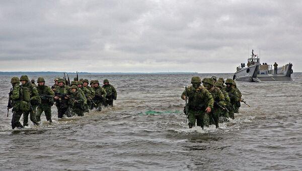 Estonia espera que la OTAN fortalezca su presencia en la región báltica - Sputnik Mundo