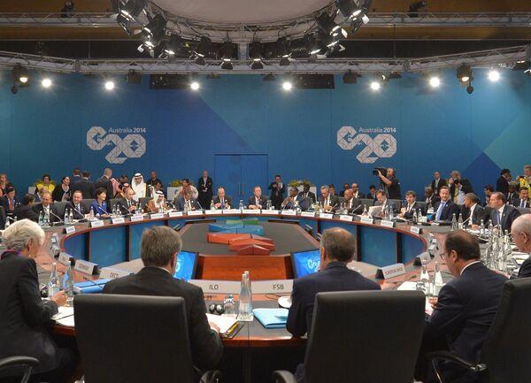 Las negociaciones entre Rusia y sus socios internacionales en Brisbane tuvieron carácter benevolente - Sputnik Mundo