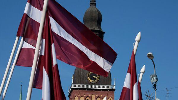 Bandera de Letonia - Sputnik Mundo