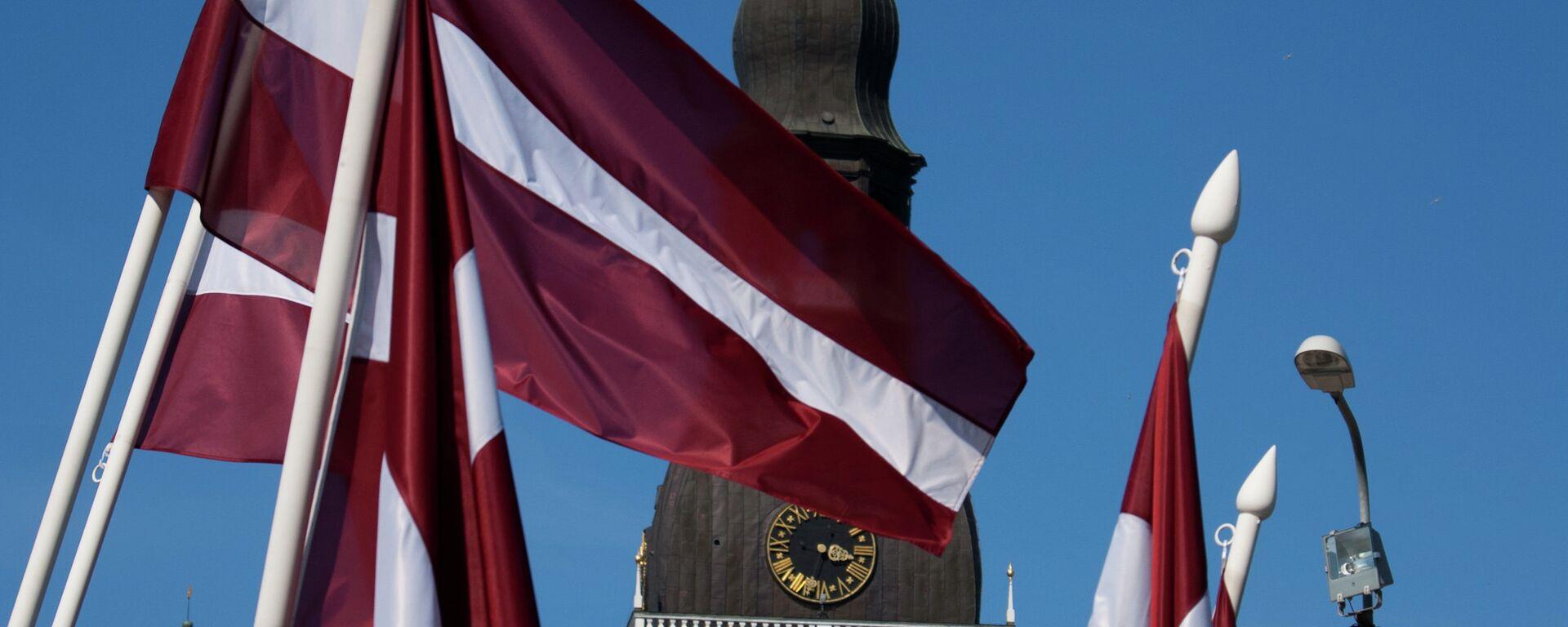Bandera de Letonia - Sputnik Mundo, 1920, 23.04.2021