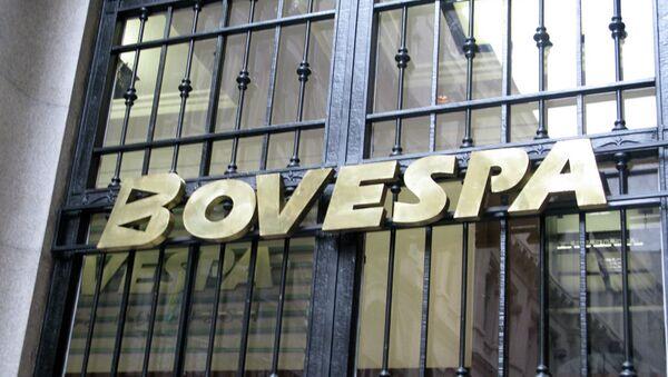 Subidas en la Bolsa de Sao Paulo ante el inminente nombramiento de un ministro de Hacienda - Sputnik Mundo