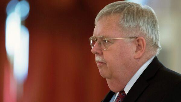 John Tefft, embajador de EEUU en Rusia - Sputnik Mundo