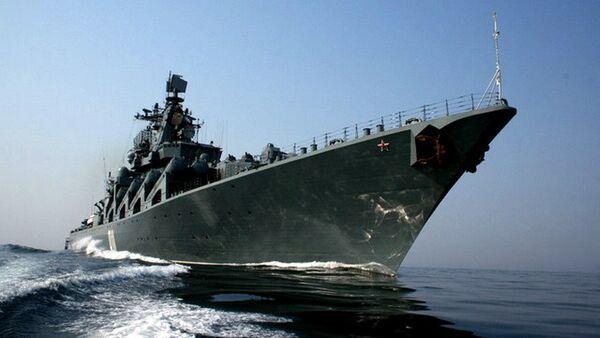 Día de la Flota del Pacífico de la Armada Rusa - Sputnik Mundo