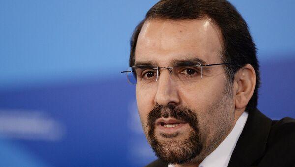 Mehdi Sanai, embajador de Irán en Rusia - Sputnik Mundo