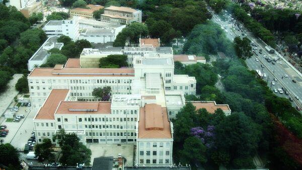 Facultad de Medicina de la Universidad de Sao Paulo (USP) - Sputnik Mundo