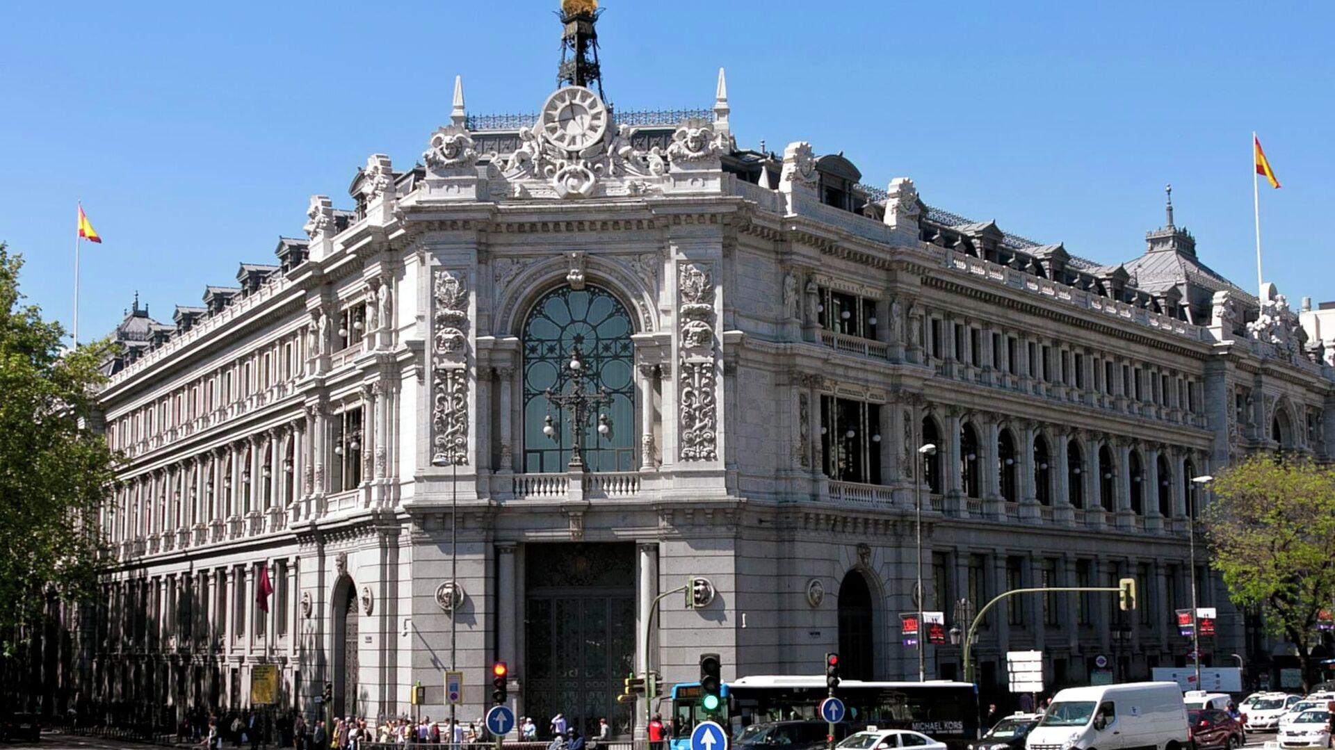 Banco de España     - Sputnik Mundo, 1920, 27.07.2021
