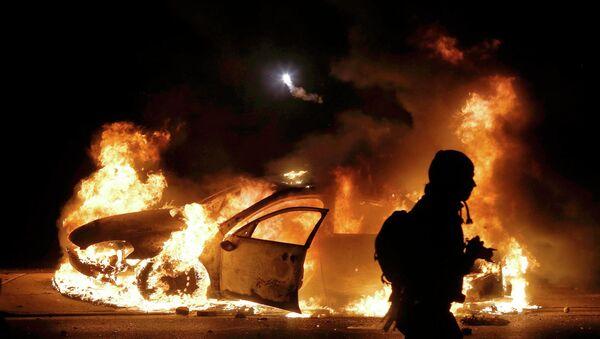 Disturbios en Ferguson - Sputnik Mundo