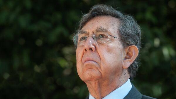 Cuauhtémoc Cárdenas, líder histórico de la izquierda mexicana - Sputnik Mundo