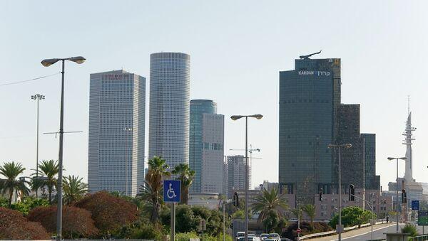 Tel Aviv - Sputnik Mundo