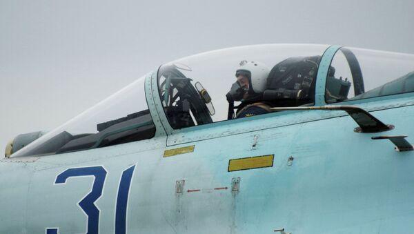 Su-27SM - Sputnik Mundo