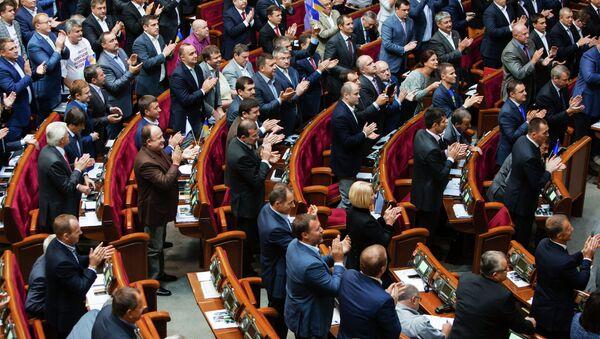 Diputado ruso dice que invitación de ministros extranjeros muestra el fracaso de Ucrania - Sputnik Mundo