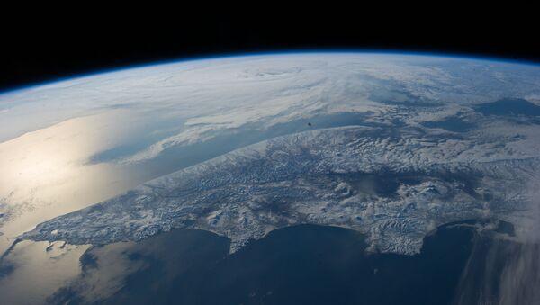 Tierra vista deste el cosmos (archivo) - Sputnik Mundo