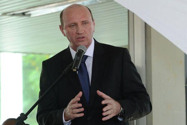 Neri Geller, ministro de Agricultura de Brasil - Sputnik Mundo
