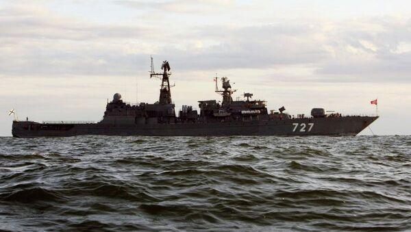 Сторожевой корабль Ярослав Мудрый - Sputnik Mundo