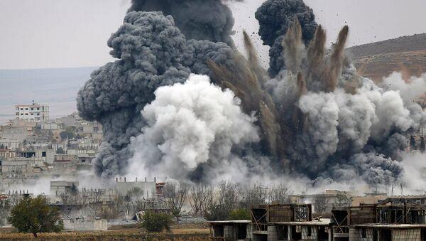 Abaten a unos 50 yihadistas en la ciudad siria de Kobani - Sputnik Mundo