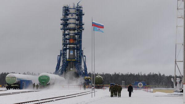 Cosmódromo de Plesetsk - Sputnik Mundo
