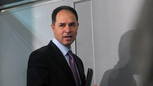 Fayed Mustafá, embajador de Palestina en Moscú - Sputnik Mundo