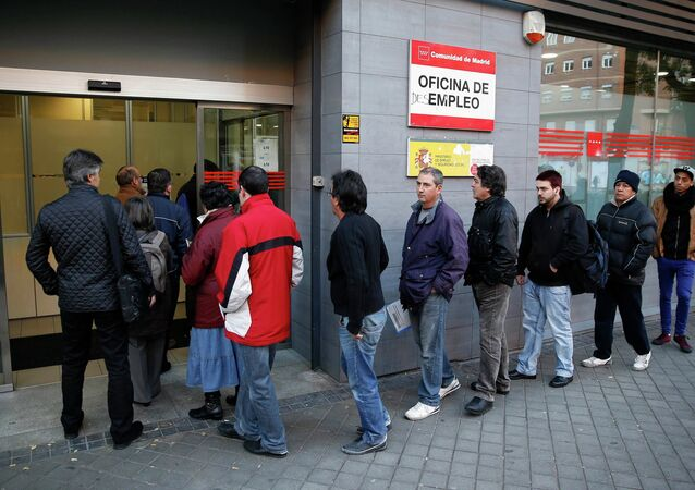 Aumenta la preocupación por el paro en España