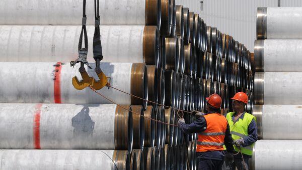 Bulgaria continúa los preparativos del South Stream - Sputnik Mundo