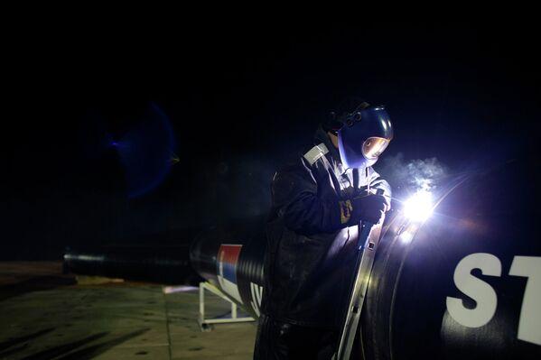 South Stream: un proyecto que quedará en papel - Sputnik Mundo
