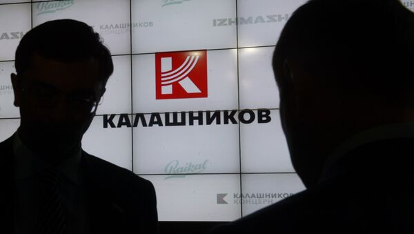 Kalashnikov - Sputnik Mundo