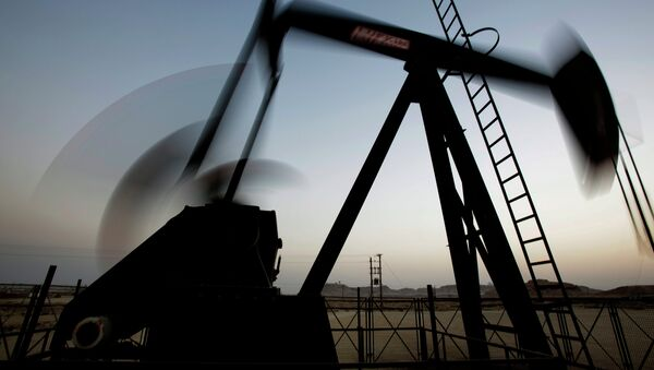 Producción de petróleo - Sputnik Mundo
