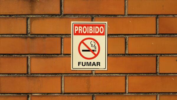 Brasil pone coto a los fumadores con una nueva Ley Antitabaco más restrictiva - Sputnik Mundo