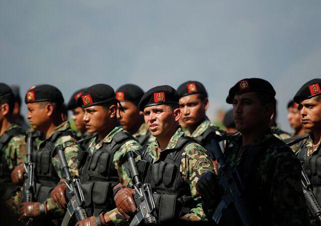 Ejército de México (archivo)