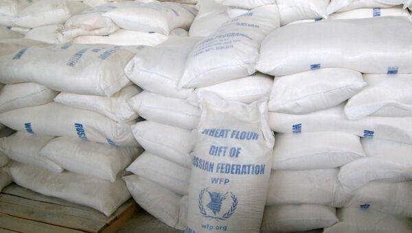 La ONU aplaude la ayuda rusa a Ucrania en el marco del Programa Mundial de Alimentos - Sputnik Mundo