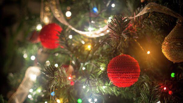 Árbol de Navidad - Sputnik Mundo